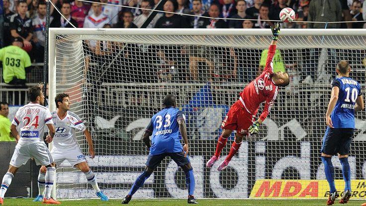 Olympique Lyonnais 2-1 AS Monaco 12.09.2014