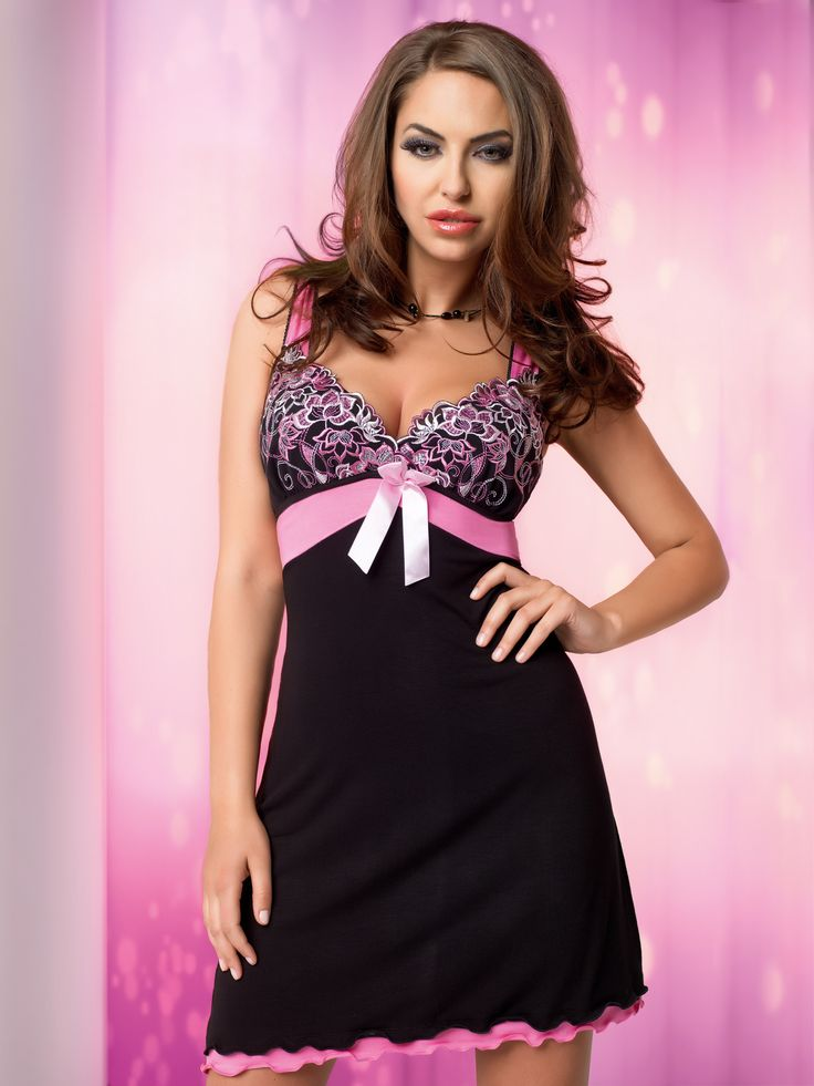 Nightgown model 26071 Donna