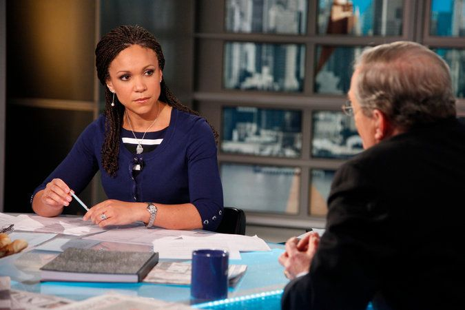 After Tense Weeks, Melissa Harris-Perry's MSNBC Show Is Canceled - The New York Times