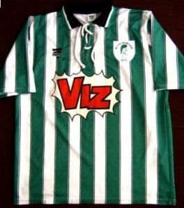 hero kit - blyth spartans 93 94