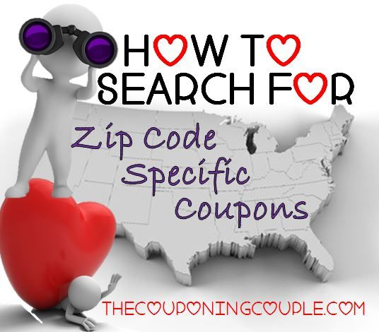 Zip Code Specific Coupons! How to Find Out Where They're Hiding....  We have created a new tool to help you search and find those high value zip code specific coupons on your own! You will find a new How to Video and detailed written instructions HERE ► http://www.thecouponingcouple.com/how-to-find-zip-code-specific-coupons/  If you find this helpful we would love for you to share it with your friends and family! #Coupons #Couponing #CouponCommunity  Visit us at http:/