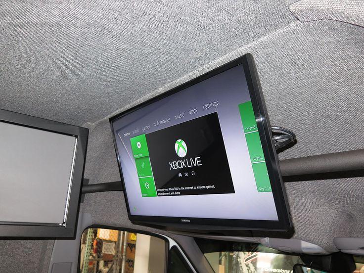 El Kapitan Builds MX Van Conversions To Your Most Demanding Specifications On Mercedes Benz Sprinter