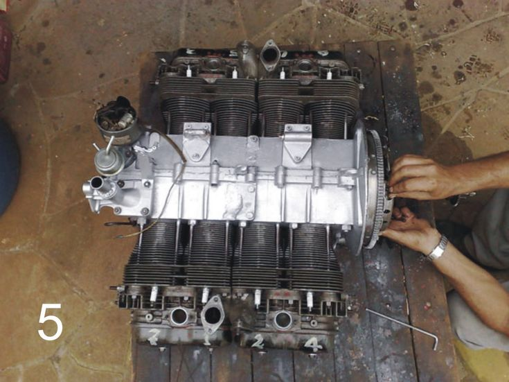 36 Best Images About Air Cooled Engine Agglomeration On