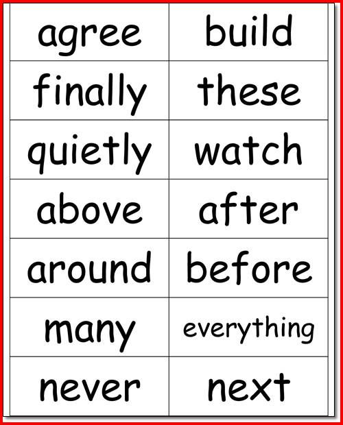 26 best sight words images on pinterest site words for kids and literacy centers. Black Bedroom Furniture Sets. Home Design Ideas
