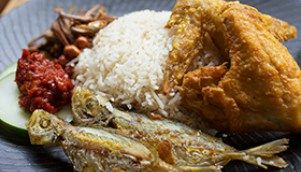 Nasi Lemak - 椰浆饭