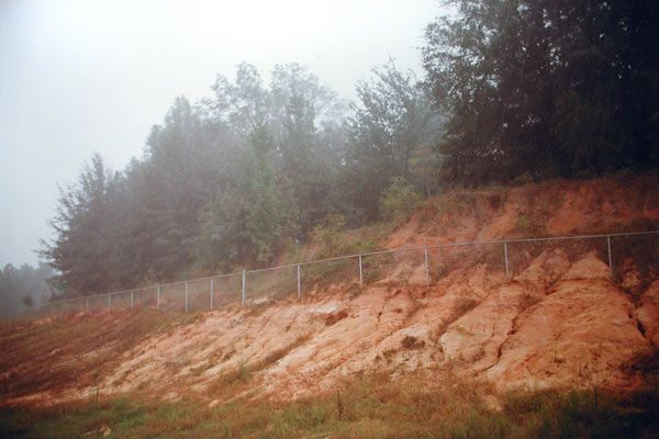 William Eggleston made these photographs in and around Plains, Georgia--and…