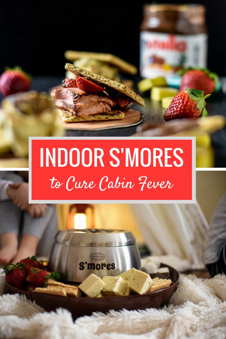 The 25 Best Indoor Smores Ideas On Pinterest