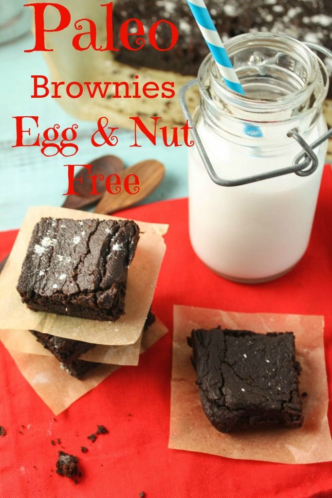 Brownies #glutenfree #grainfree #paleo