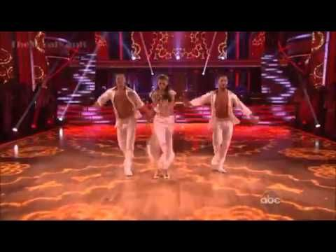 My favorite dance ever from Dancing with the Stars! (Zendaya, Val and Gleb)