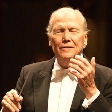 Il famoso direttore d'orchestra francese, Georges Prêtre, festeggia il suo 90° compleanno con tre imperdibili appuntamenti al Teatro alla Scala di Milano! Acquista subito il tuo biglietto!