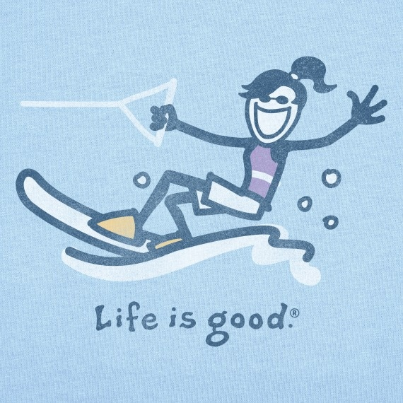 Jackie Waterski - Life is good