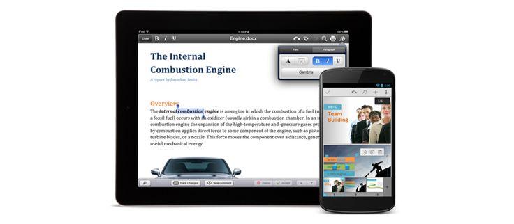 Quickoffice iOS ve Android Uygulamaları Artık Ücretsiz