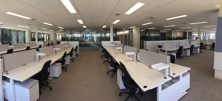 HI-LO health station (HBF Kings Square office fit-out by Burgtec)