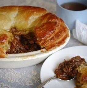 Lamb Shank Pie - Julie Goodwin recipe