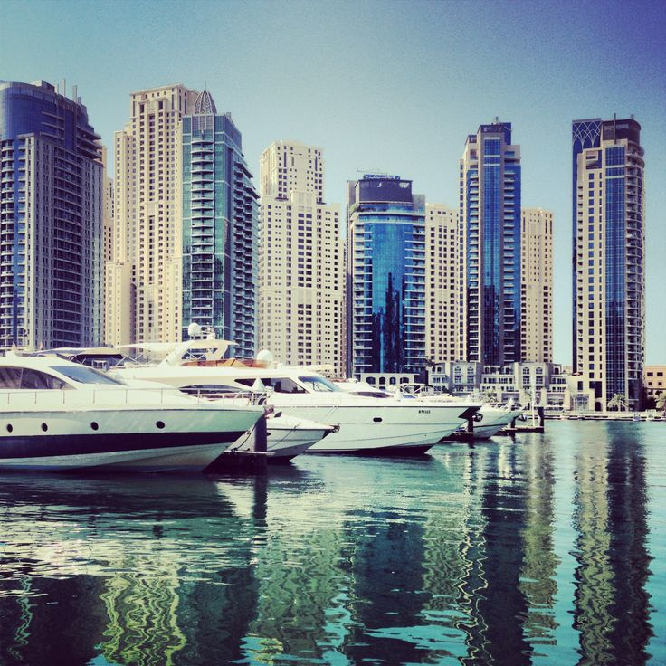 Soaking up some winter sun in the iconic city of #Dubai, at the Radisson Blu Residence, Dubai Marina
