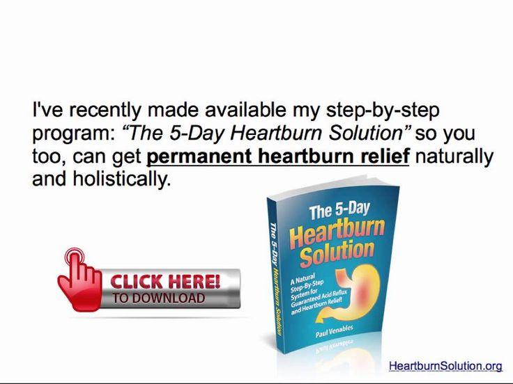 Best 25 Heartburn Treatment Ideas On Pinterest Gerd