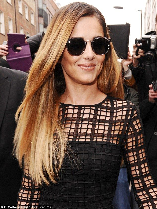 Absolutely love love love Cheryl Cole's new look!