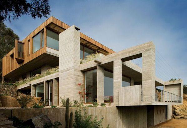Concrete extrusions