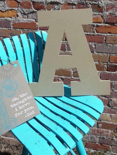 Best 25+ Wooden alphabet letters ideas on Pinterest | Alphabet ...
