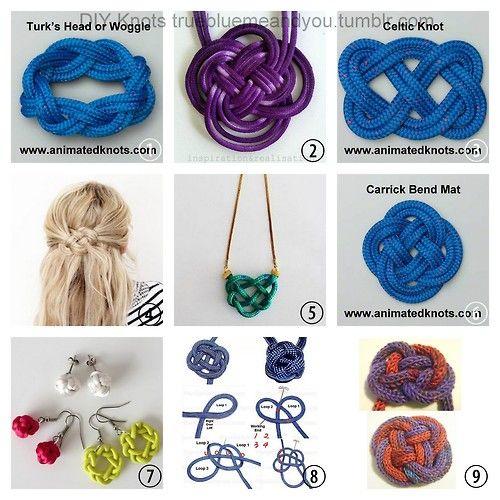 Best 25+ Decorative knots ideas on Pinterest | Monkey fist ...