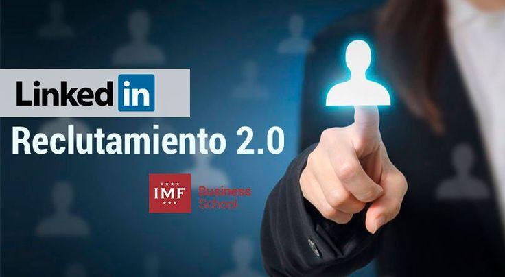 En el caso de usar Linkedin como reclutadores, estaríamos usando una herramienta muy poderosa, y poco aprovechada, para el reclutamiento 2.0.