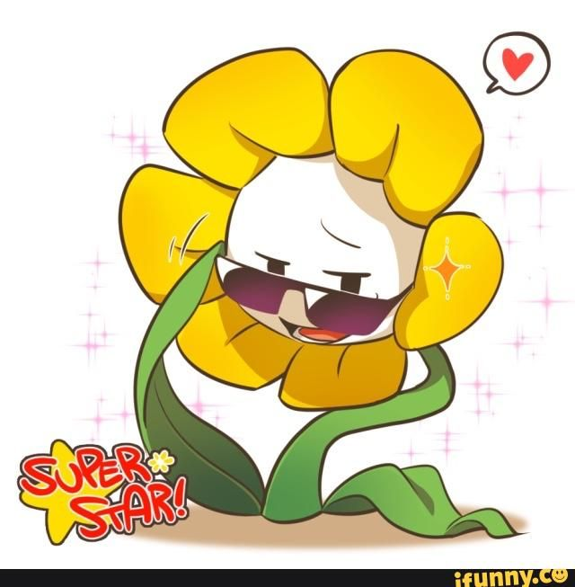 undertale, flowey                                                                                                                                                                                 More