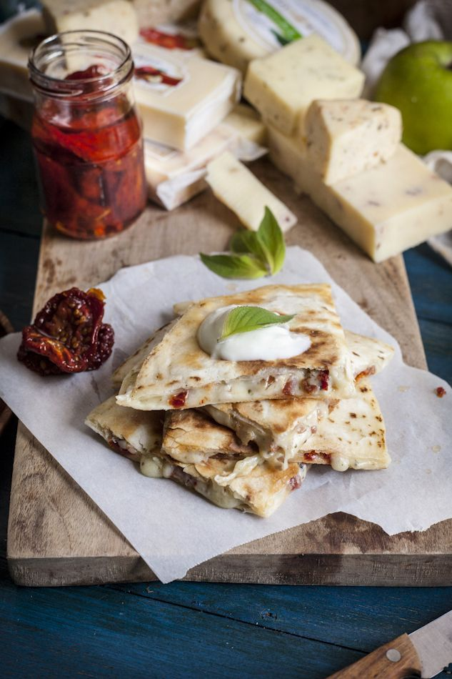 ... Grilled, Quesadillas Recipe, Sun Dry Tomatoes, Grilled Cheese, Midwest