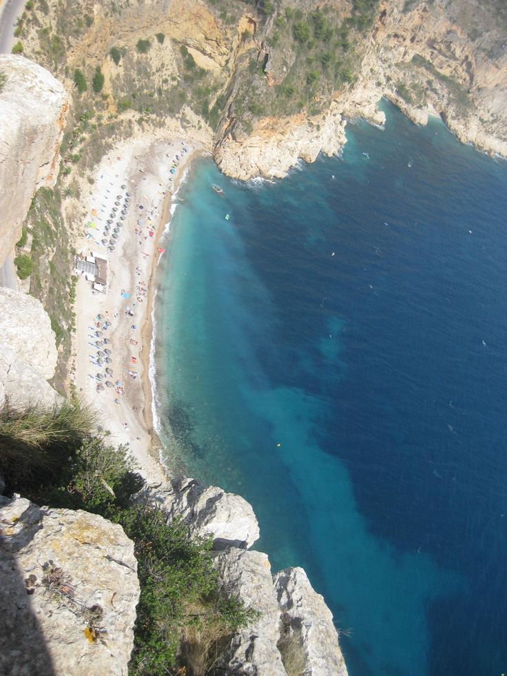 Places I have been - Moraira (Spain)