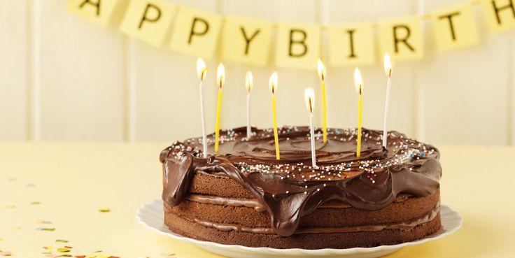 Fini's Feinstes - Rezeptsuche - Fini´s Rezepte - Schokoladige Geburtstagstorte