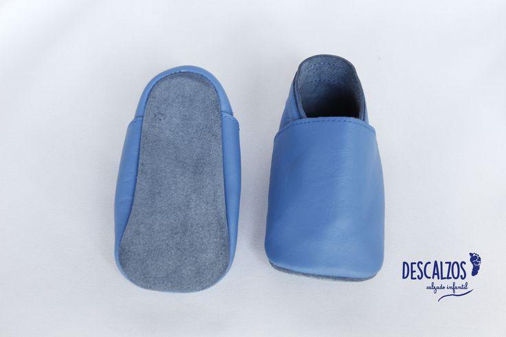 calzado blando suela descarne para nenes