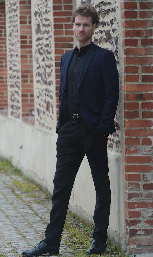 Tenue homme de la collection CONOUCO 2016 (Sauf la veste)