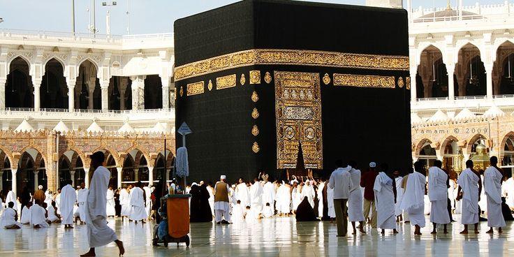 Allah home, Al Kaaba, the great