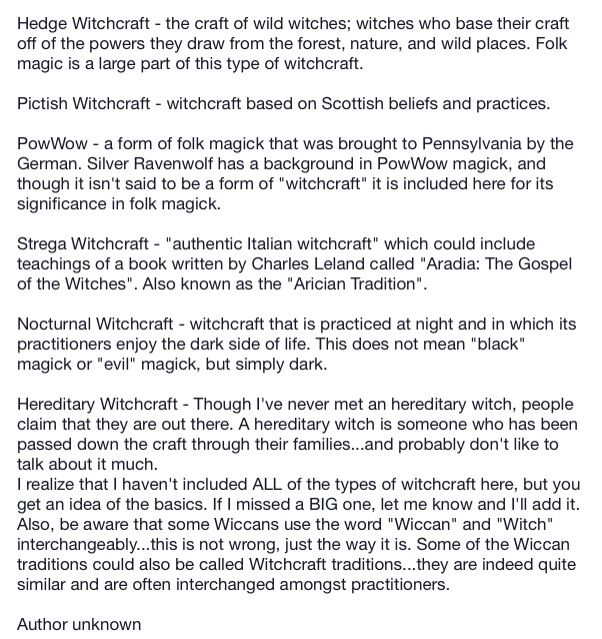 an analysis of misconception of witchcraft and wicca Wicca what is wicca wicca originates from the old ways or old traditions of witchcraft it is a very harmonous, and peaceful way of life while promoting oneness with the divine and all that exists in its realm.
