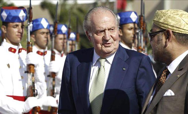 """La Audiencia Nacional juzga a un hombre por llamar al rey Juan Carlos """"corrupto mal parido"""""""