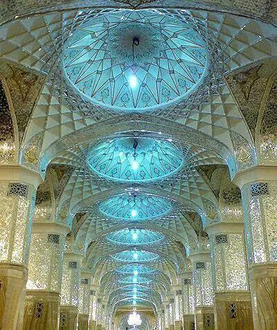 Allah Verdi Khan Mosque. Mashhad Iran. | best times&places ...