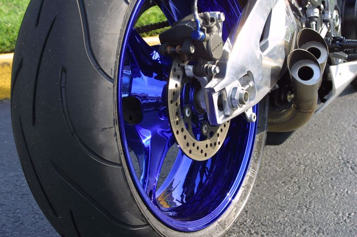Best Color For A Motorcycle For Paint Durability