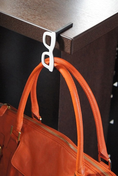 Bag Hanger - hooks on to any table