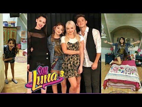 Soy Luna 2 - Luna y Matteo Se Besan - Capitulo 41 - YouTube