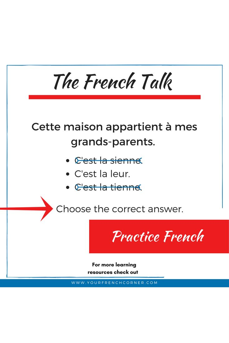 how to speak french free