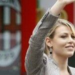 """Barbara Berlusconi: """"Il Milan deve tornare ad alti livelli"""""""