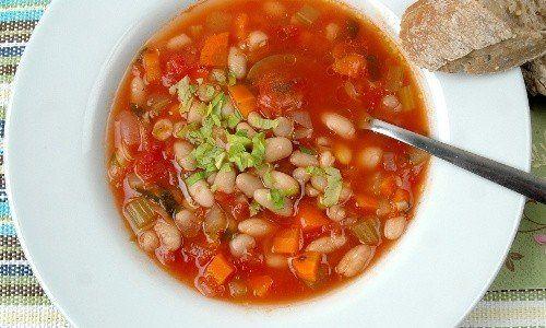 Fasolada grekisk bönsoppa