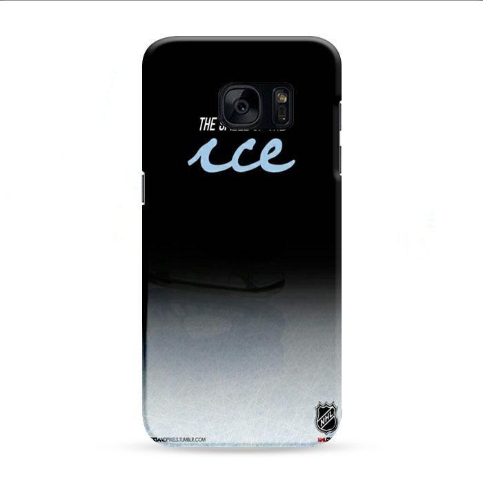 Nhl Teh Smell O The Ice Samsung Galaxy S7 Edge 3D Case