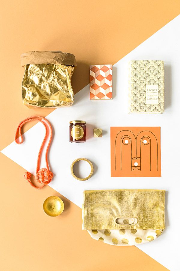 The Design Files Christmas Giveaway pics.  Photo - Brooke Holm, Styling - Marsha Golemac.  via thedesignfiles.net