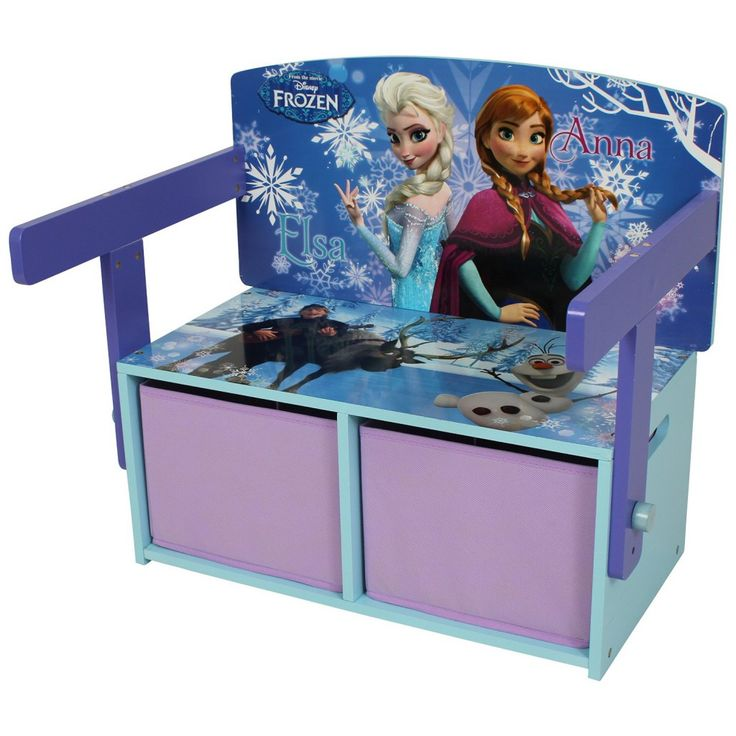 Frozen Bedroom Ideas Frozen Bench