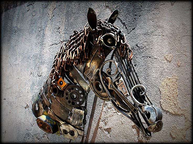 17 best images about arte en forja y madera blacksmith - Pintura de forja ...