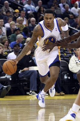 Golden State Warriors Brandon Rush