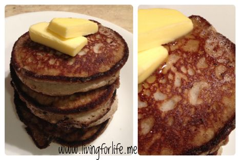 Pikelets – Pancakes – Paleo1 medium banana 2 eggs 1/4 – 1/2 tsp of cinnamon 4 tsp of coconut flour 1/4 tsp baking powder (optional)