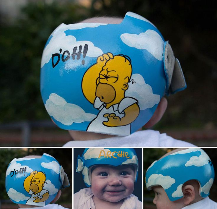 Best Baby Helmets Images On Pinterest Baby Helmet Helmets And - Baby helmet decalsbaby helmets lee pinterest creative baby helmet and babies