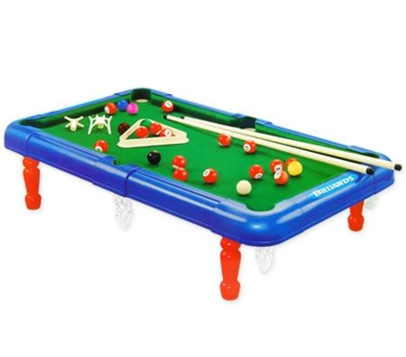 Kid's Billiard Table to play with their friends.