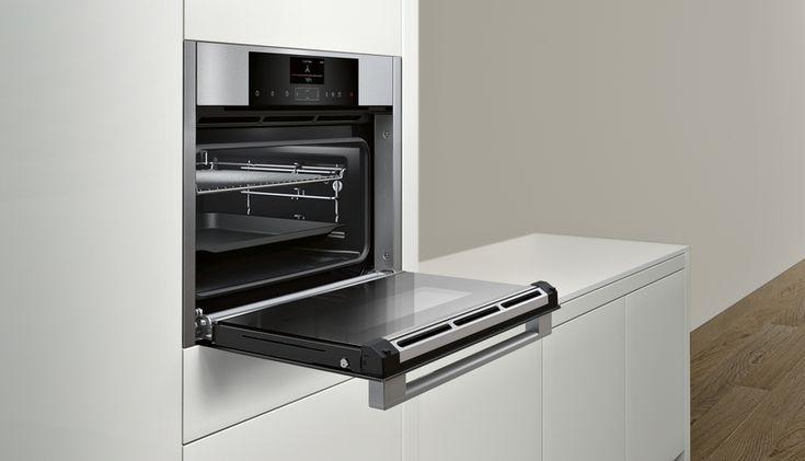 Neff compacte stoomoven - Product in beeld - Startpagina voor keuken ideeën | UW-keuken.nl